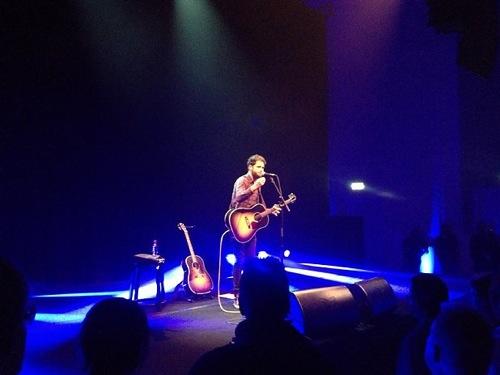 Passenger tijdens 'iTunes Live' in Berlijn.