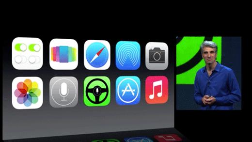10 vernieuwde apps in iOS 7
