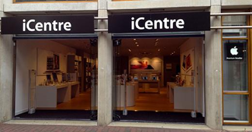 Het merk iCentre verdwijnt en maakt plaats voor Amac.