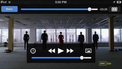 VLC voor iOS.