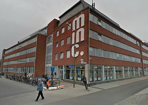 AlgoTrim is (nu nog) gevestigd in een bedrijvenverzamelgebouw in Zweden.