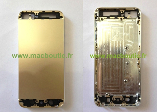 Gouden iPhone-behuizing (via MacBoutic.fr)