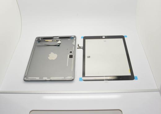 Digitizer en achterkant iPad 5 Space Grey
