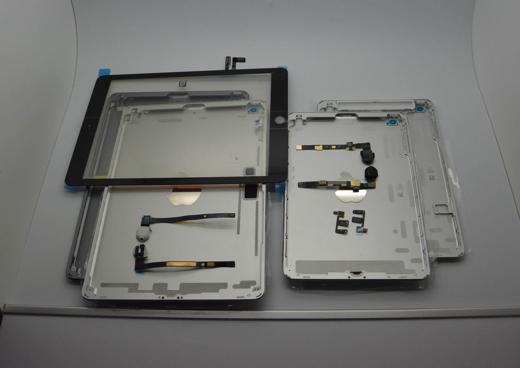 Meer onderdelen van de iPad 5.