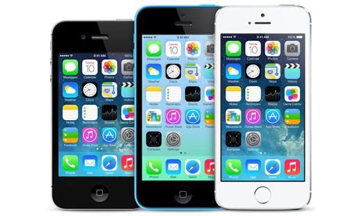 De verkoop van de iPhone zit, hoe je het ook bekijkt, weer in de lift.