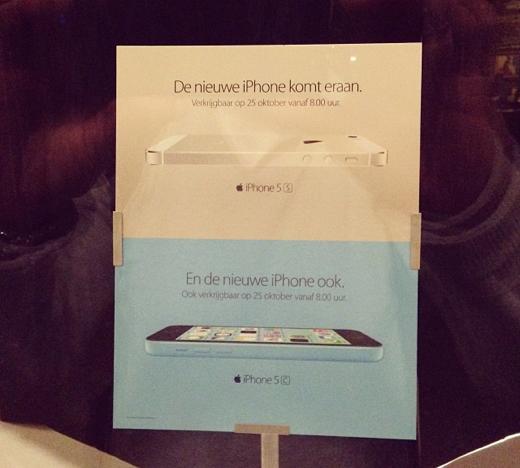 Twee nieuwe iPhones vanaf 08:00 uur.