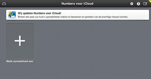 iCloud wordt bijgewerkt in aanloop naar het evenement van vanavond.