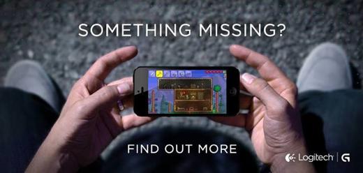 Missing something? Als het aan Logitech ligt niet lang meer.