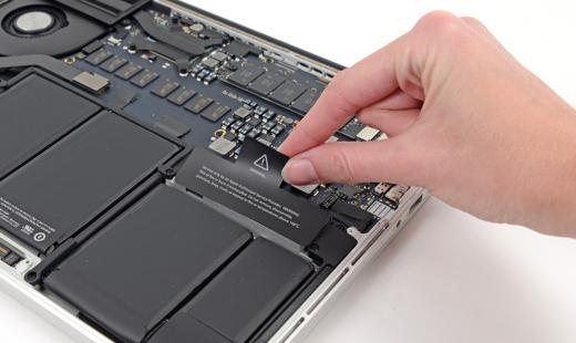 De nieuwe MacBooks zijn onmogelijk te upgraden of te repareren.