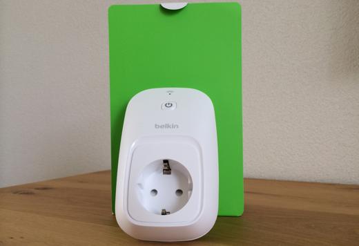 De Belkin WeMo Switch wordt per stuk verkocht en heeft geen centrale hub nodig.