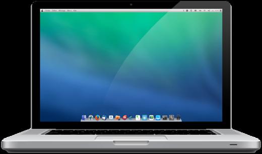 Ceci n'est pas OS X