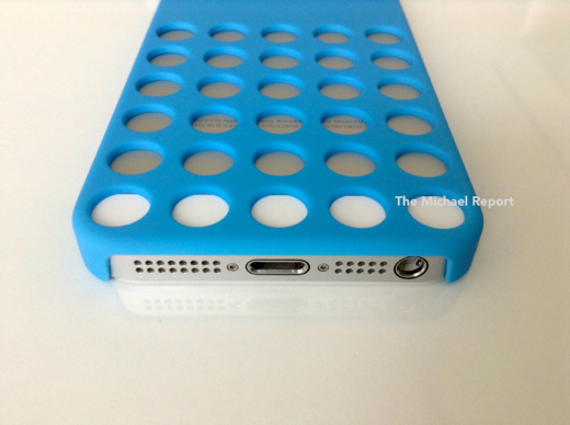 Prototype iPhone 5s-case.