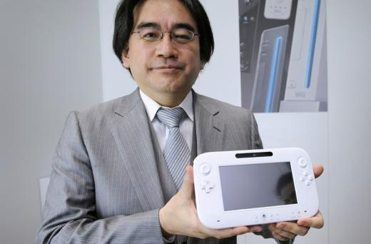 Nintendo-baas Satoru Iwata moet de gamemaker door een moeilijke periode loodsen.