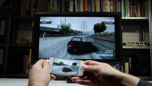 Met AirPlay speel je alles van je iOS apparaat af op de Apple TV