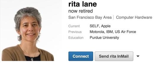 Supply Chain Superwoman is met pensioen gegaan.