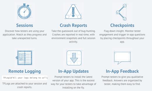 Deze features uit TestFlight binnenkort standaard in Xcode?