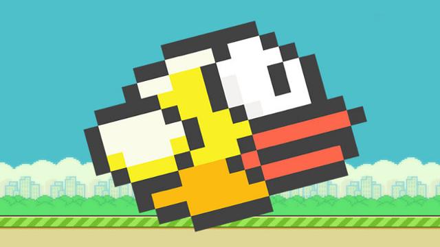 Flappy Bird - 640