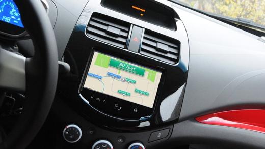 iOS in the Car brengt Apple Maps en andere apps naar het dashboard.