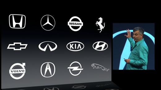 Apple kondigde iOS in the Car in juni van 2013 aan.