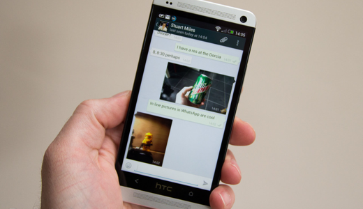 WhatsApp-gesprekken van Android-gebruikers zijn eenvoudig buit te maken.