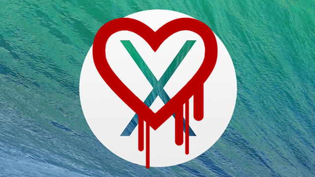 OS X heartbleed