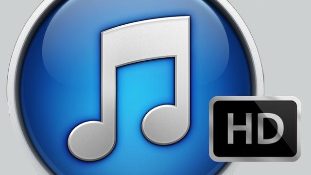 iTunes HD-640