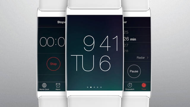 iWatch-iOS-concept-watchfaces