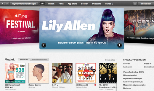 lily-itunes