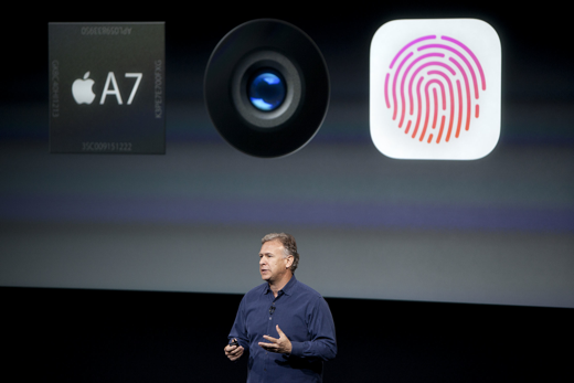 Touch ID zag in september van 2103 het levenslicht.