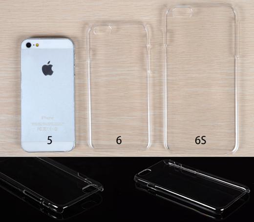 Cases voor een iPhone 6 en nog grotere iPhone 6s.