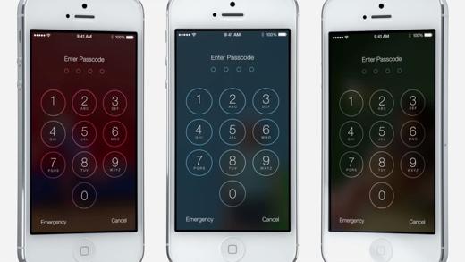 Ook van vergrendelde iPhones kan beperkt data worden gehaald.