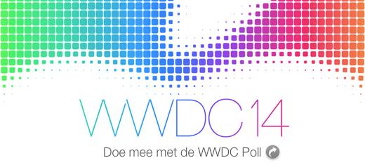 Je kan nog één dag meedoen met de grote OMT WWDC Poll
