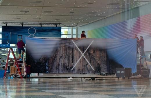 Het nieuwe OS X gaat waarschijnlijk Yosemite heten.