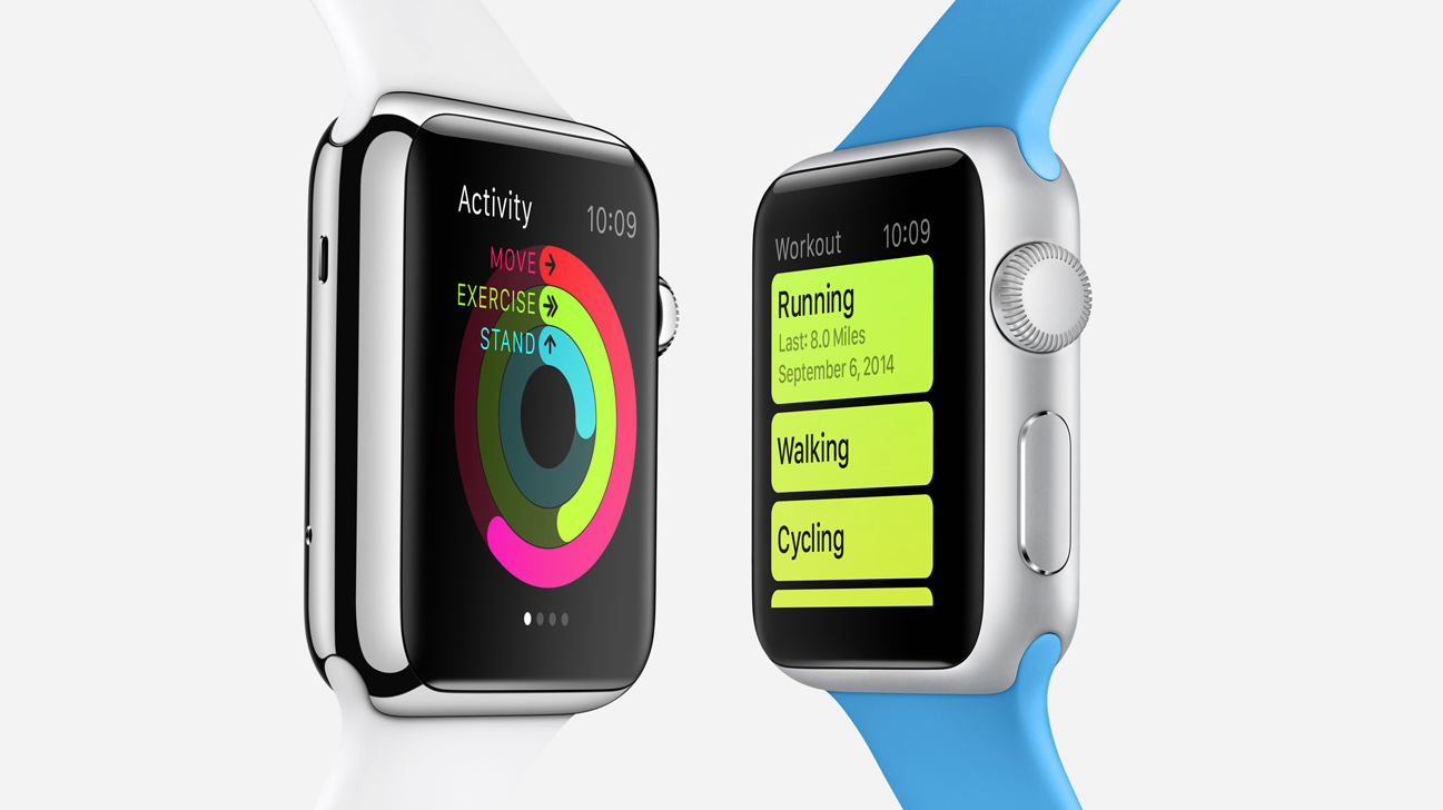 Apple Watch - Activity - Workout