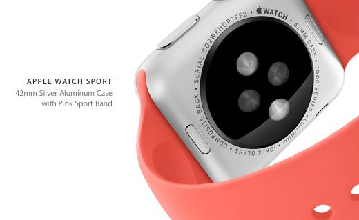 Sensoren, ideaal voor sport.