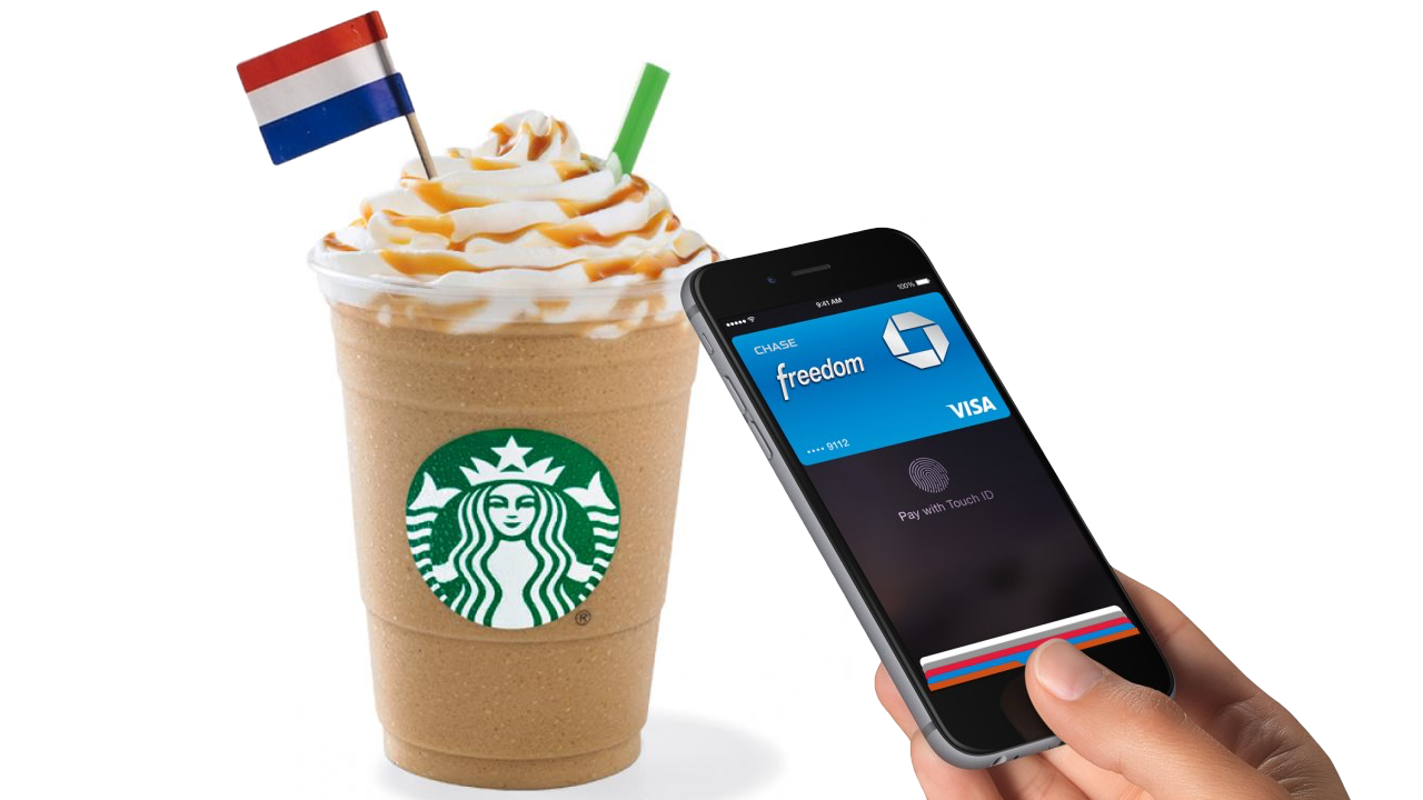 Apple Pay Starbucks