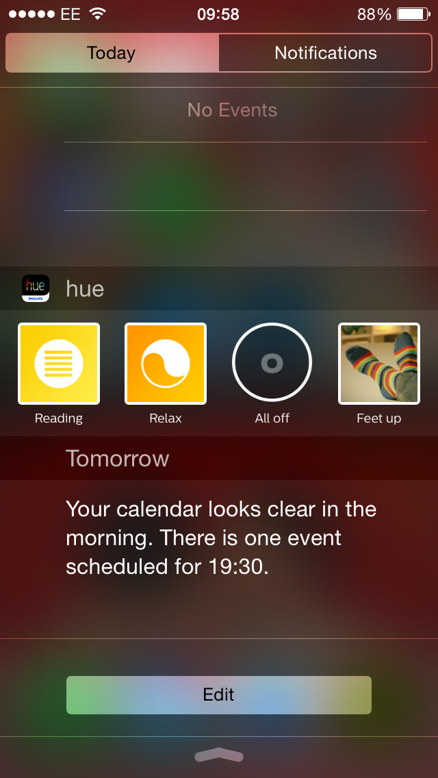 hue-widget-ios8
