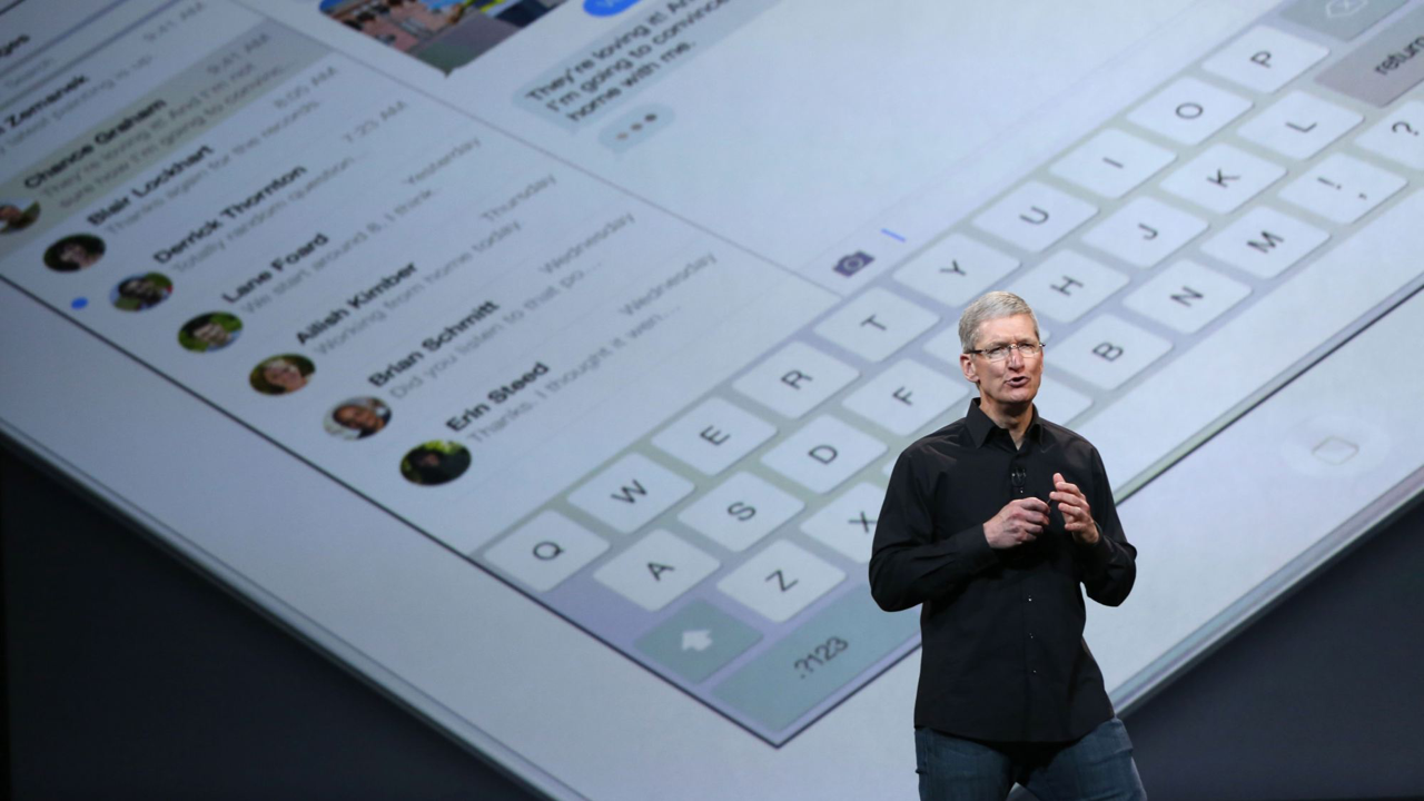 Gerucht: iPad Pro krijgt optionele stylus
