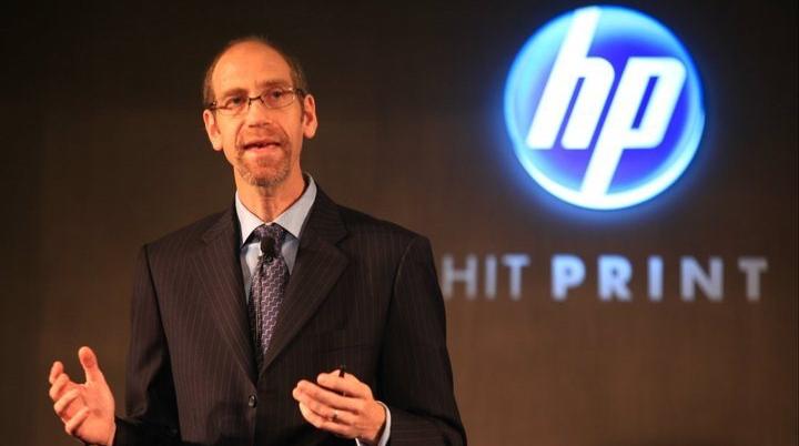 John Solomon bij zijn voormalig werkgever HP.