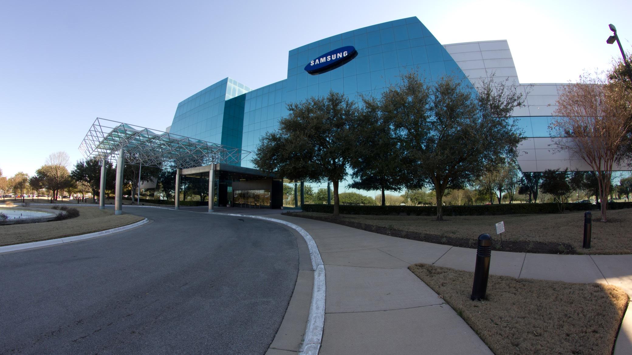 Fabriek in Austin, Texas waar de meeste A9-chips gemaakt zullen worden.