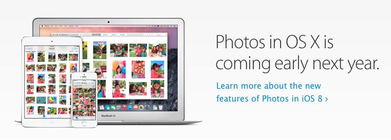 Deze verwijzing naar de foto's-app is verdwenen.