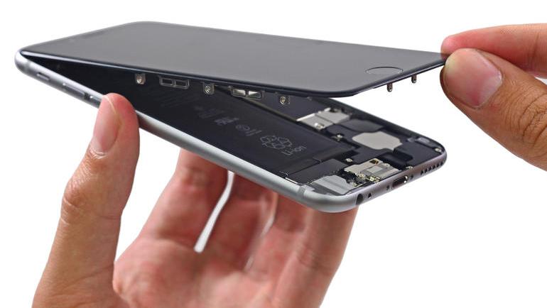 iPhone 6 binnenkant teardown ifixit-16x9