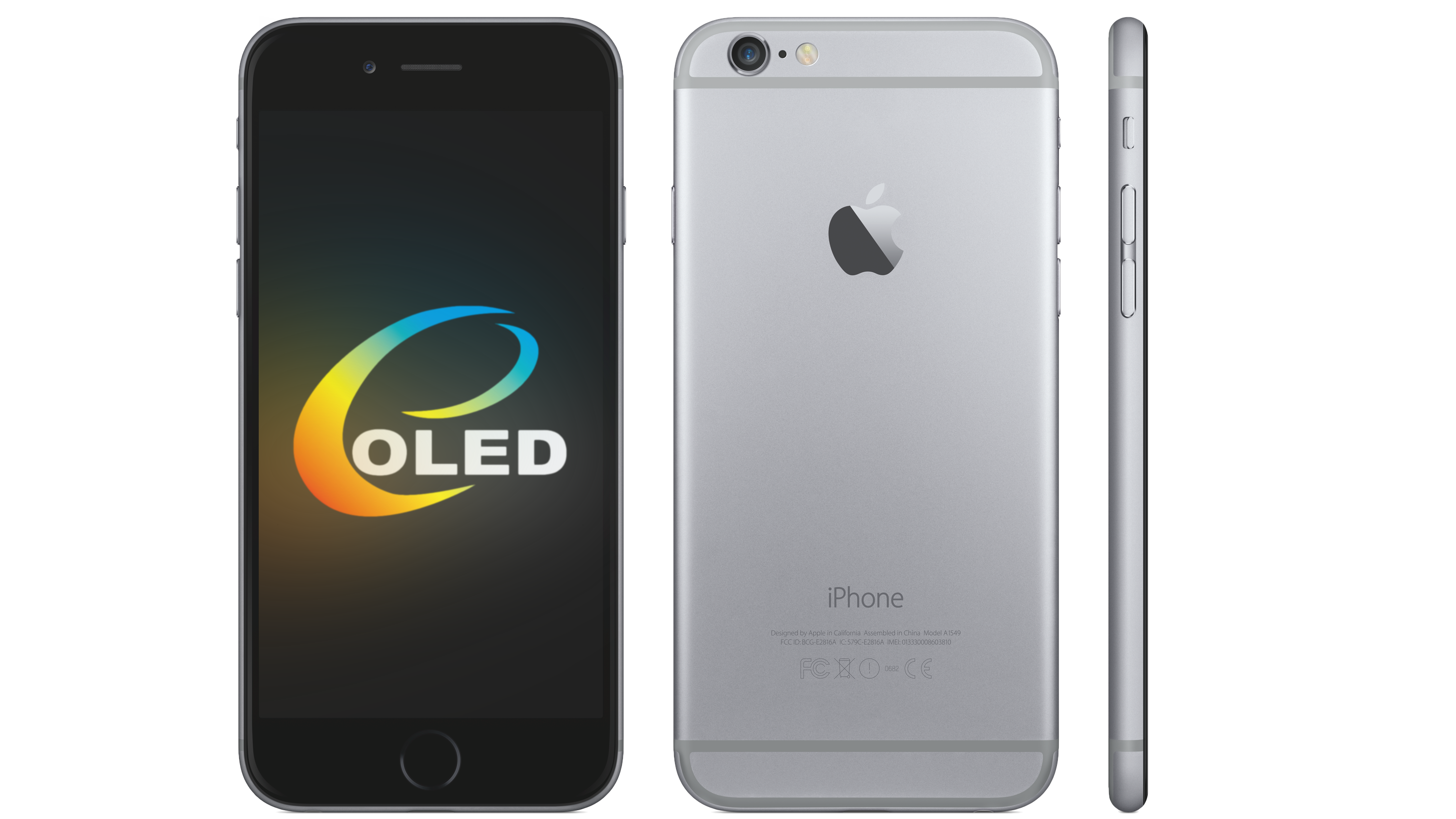 iPhone oled 16x9