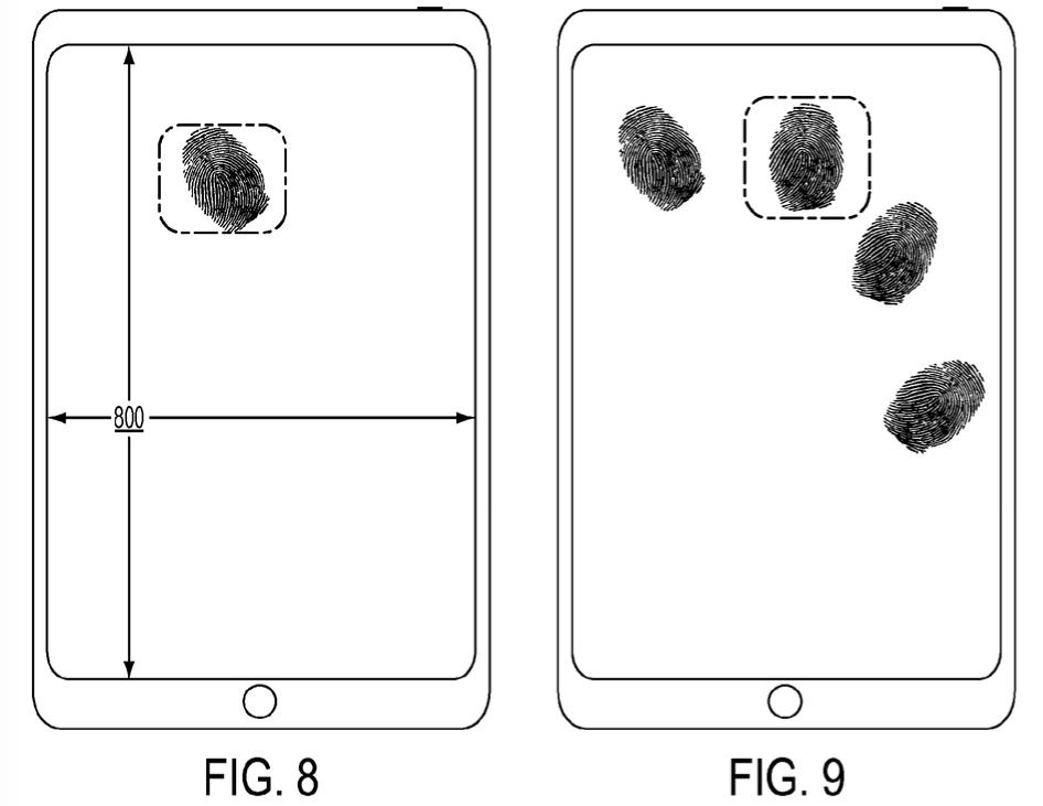 touchid-scherm-patent