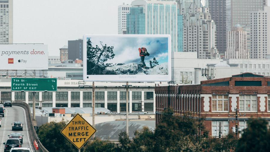 Shot on iPhone-billboard-16x9