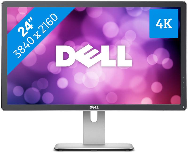De test werd uitgevoerd met een Dell P2415Q.