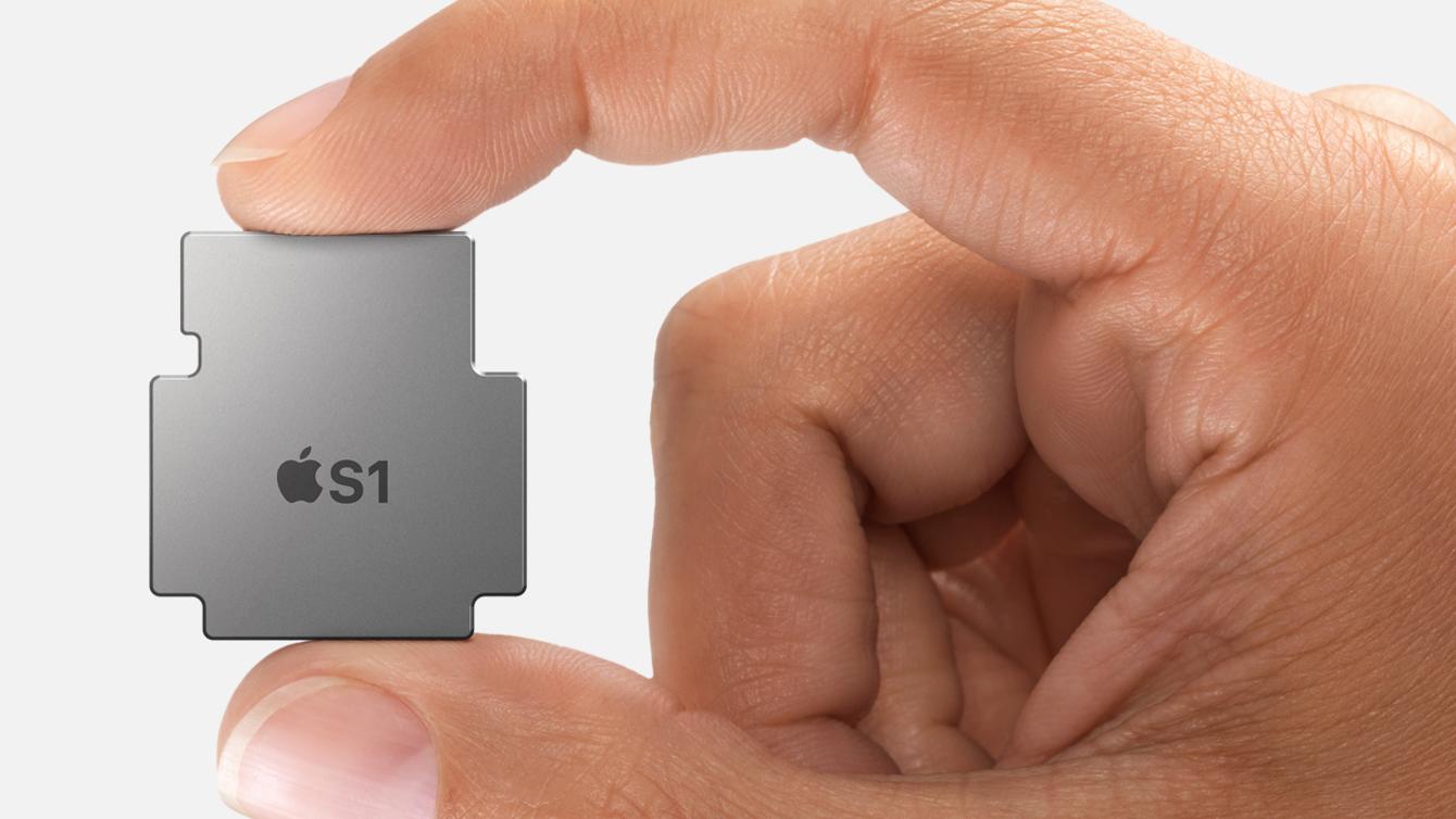 Apple S1 Chip-16x9