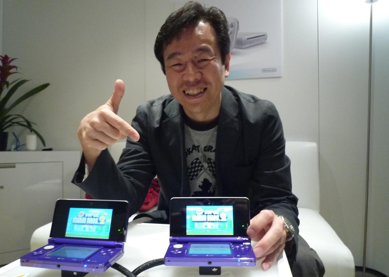 Hideki Konno was betrokken bij veel Nintendo-succesnummers.[