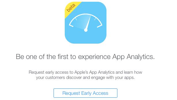 Ontwikkelaars zien een uitnodiging in iTunes Connect.