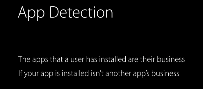 appdetection